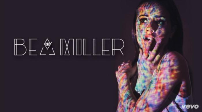 """Bea Miller """"yes girl"""" YouTube single art work"""