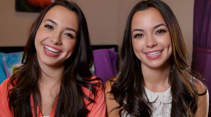 Merrell Twins on YouNow
