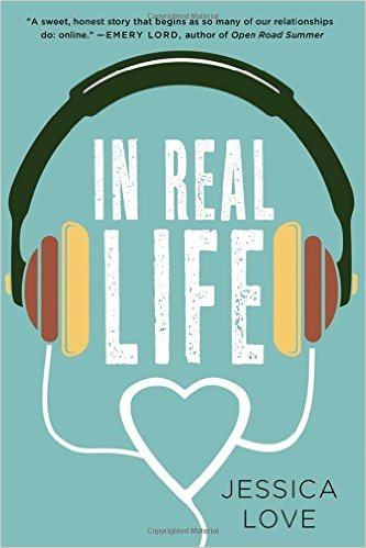 In Real Life by Jessica Love book cover