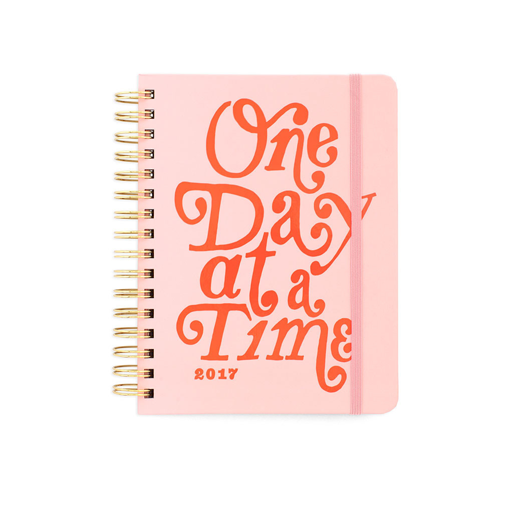 One Day at a Time 2017 agenda from shop ban.do