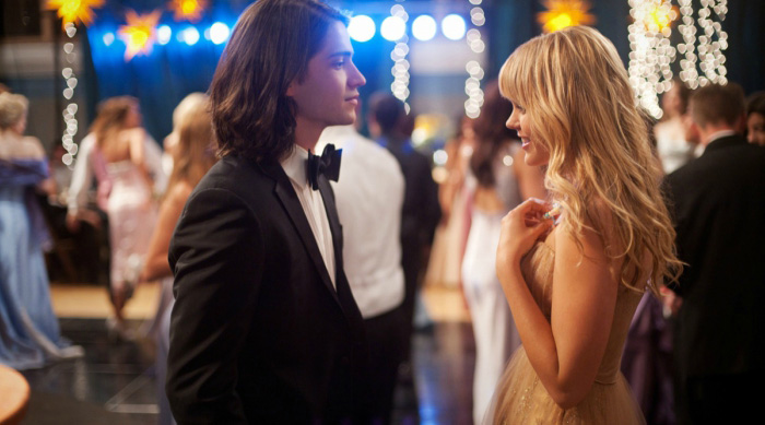 "Still from the Disney movie ""Prom"""
