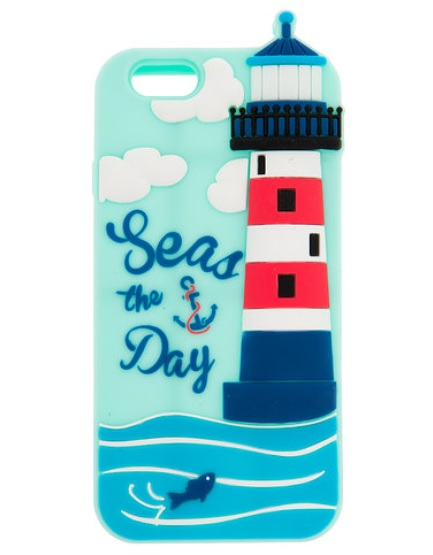 Seas the Day iphone case from Claire's