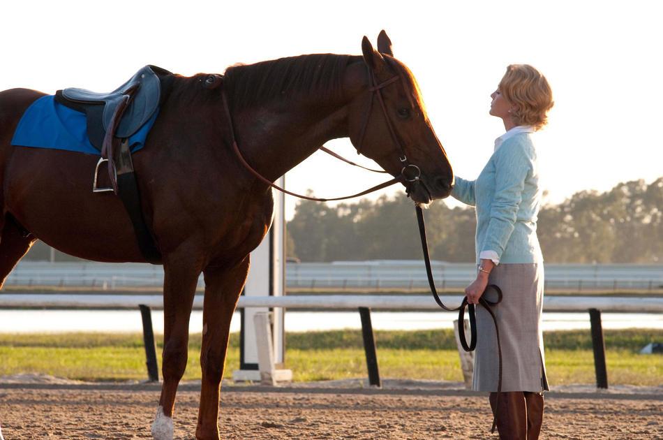 Secretariate horse movie