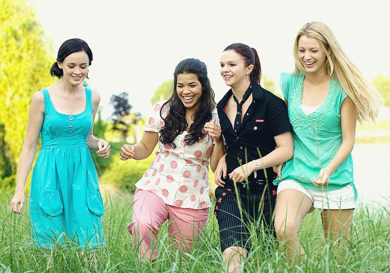 The Sisterhood of the Traveling Pants movie screen shot