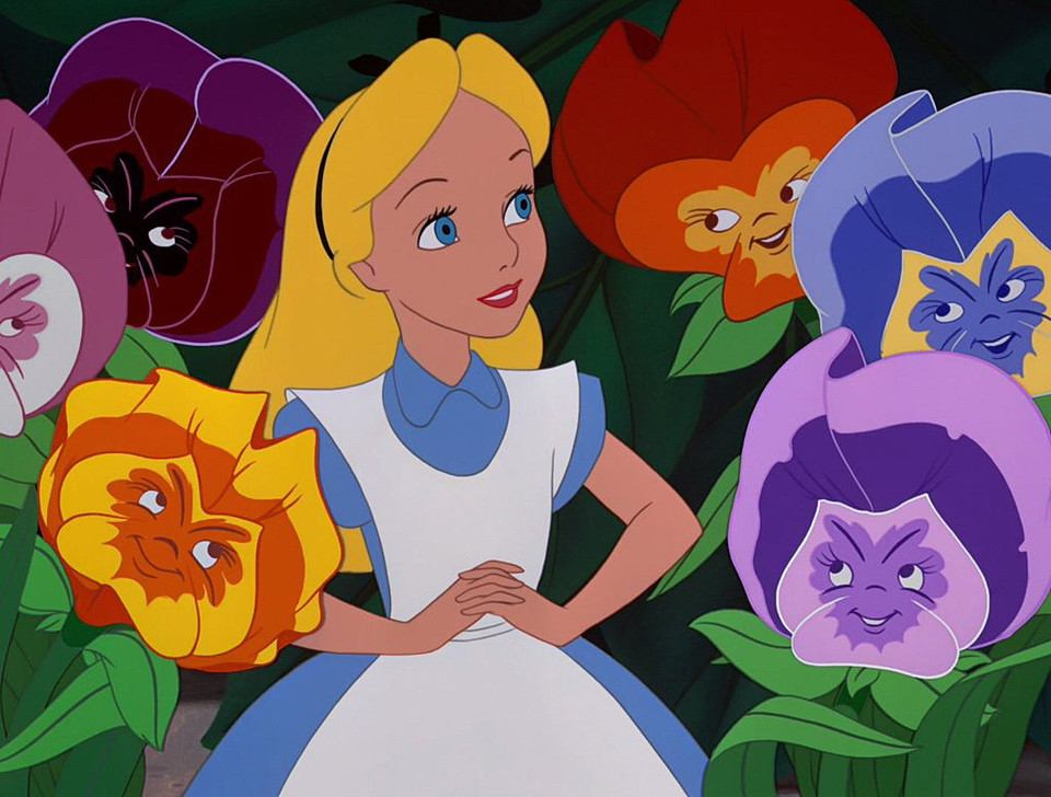 39 alice in wonderland 39 character transformation - Alice in wonderland cartoon pictures ...