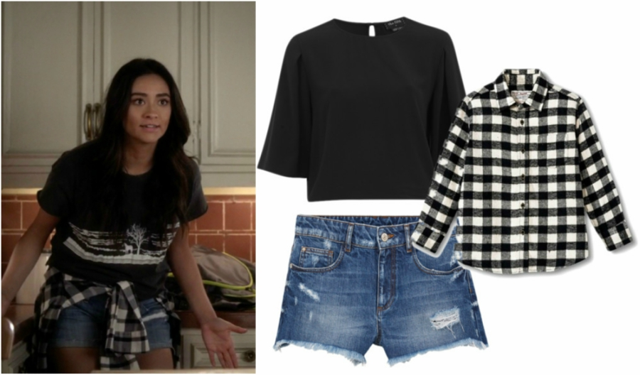 Steal Your Favorite Pretty Little Liar S Style On A Budget
