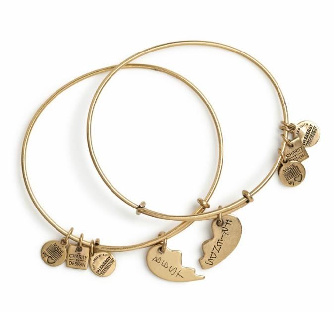 BFF Charm Bracelets from Alex and Ani