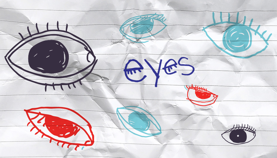 Eyes artwork