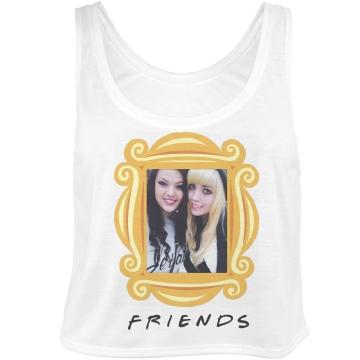 """""""Friends"""" customizable shirt"""