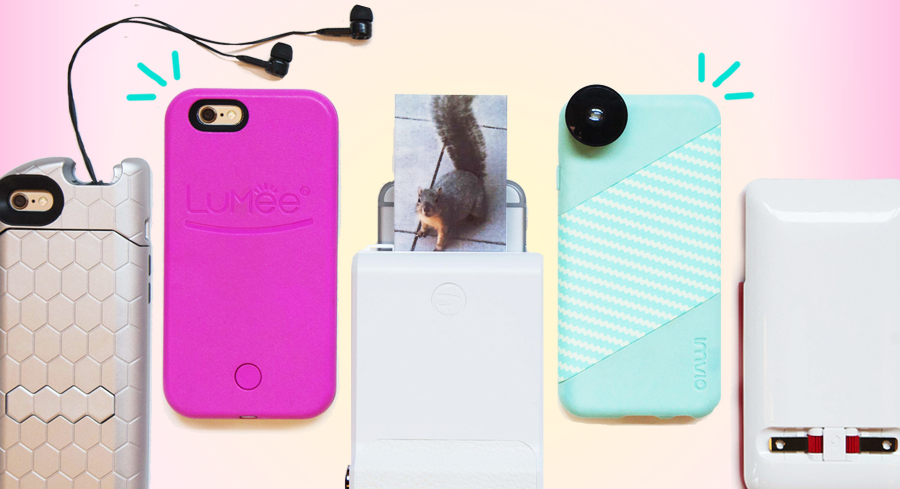 High-Tech Cell Cases That Charge Phones bfc266e66fc2
