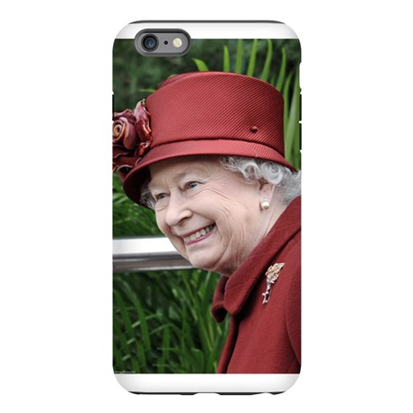 Queen Elizabeth II phone case