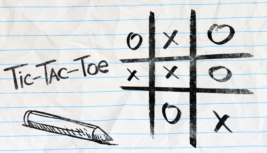 Tic-Tac-Toe artwork