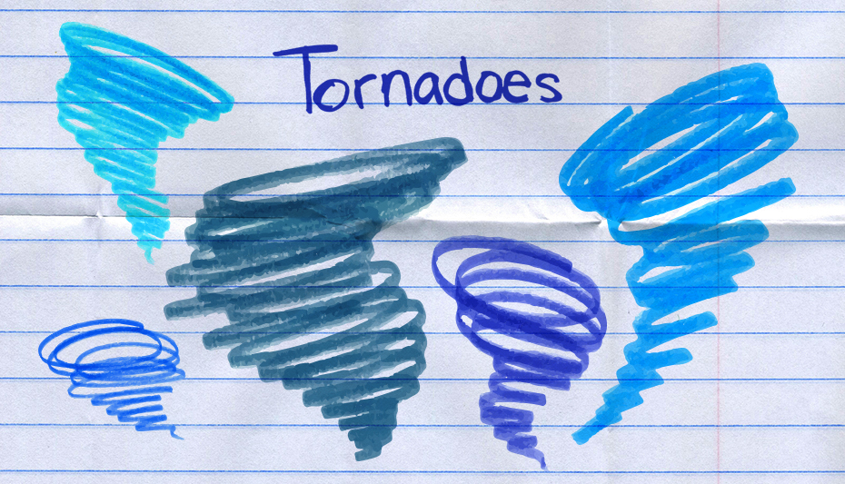 Tornadoes artwork
