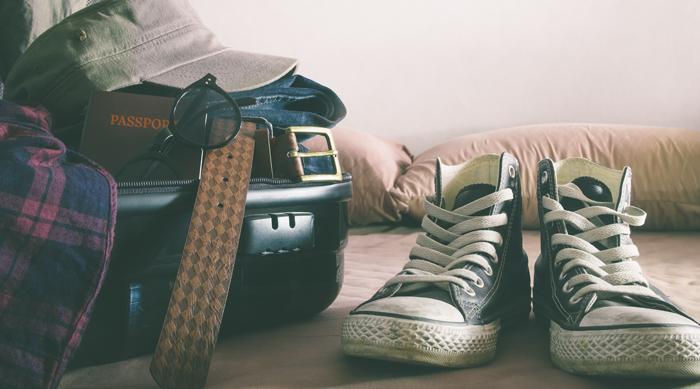 Travel essentials Shutterstock image
