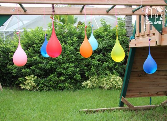 How To Make Water Balloon Piñatas | Water balloons