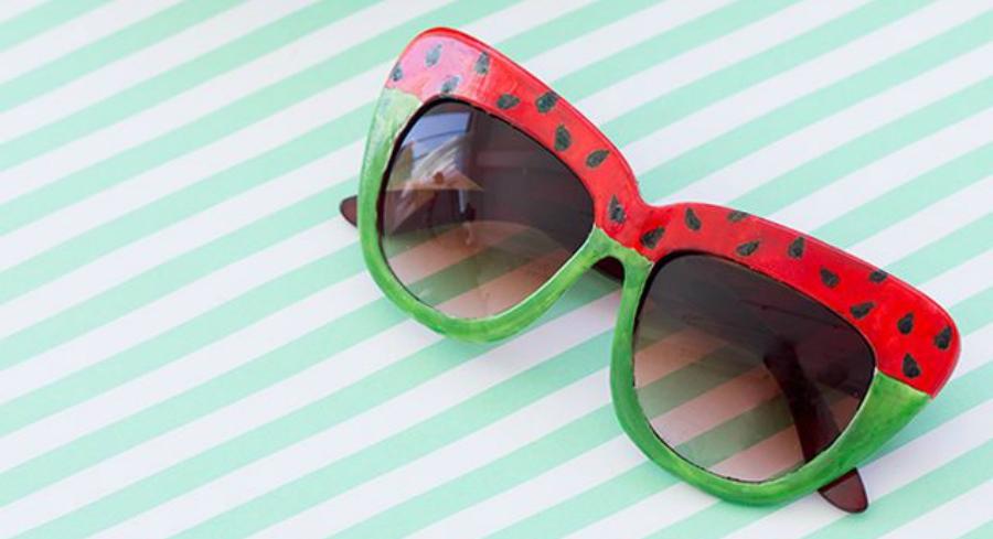 74e88d5702d DIY Fast and Simple Cute Summer Sunglasses Tutorials