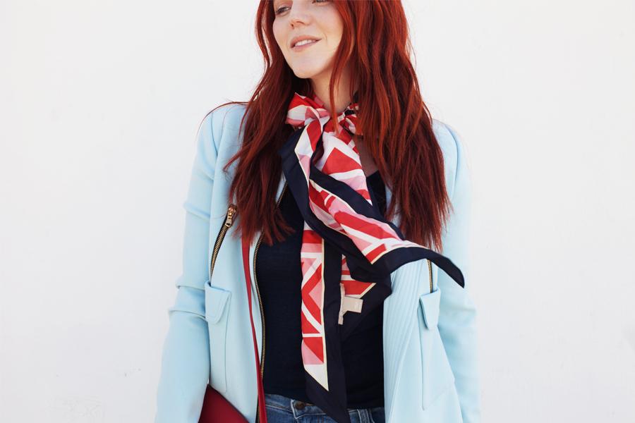 Style-Blogger-Allison-McNamara-Bow-Scarf-Blue-Coat-072816
