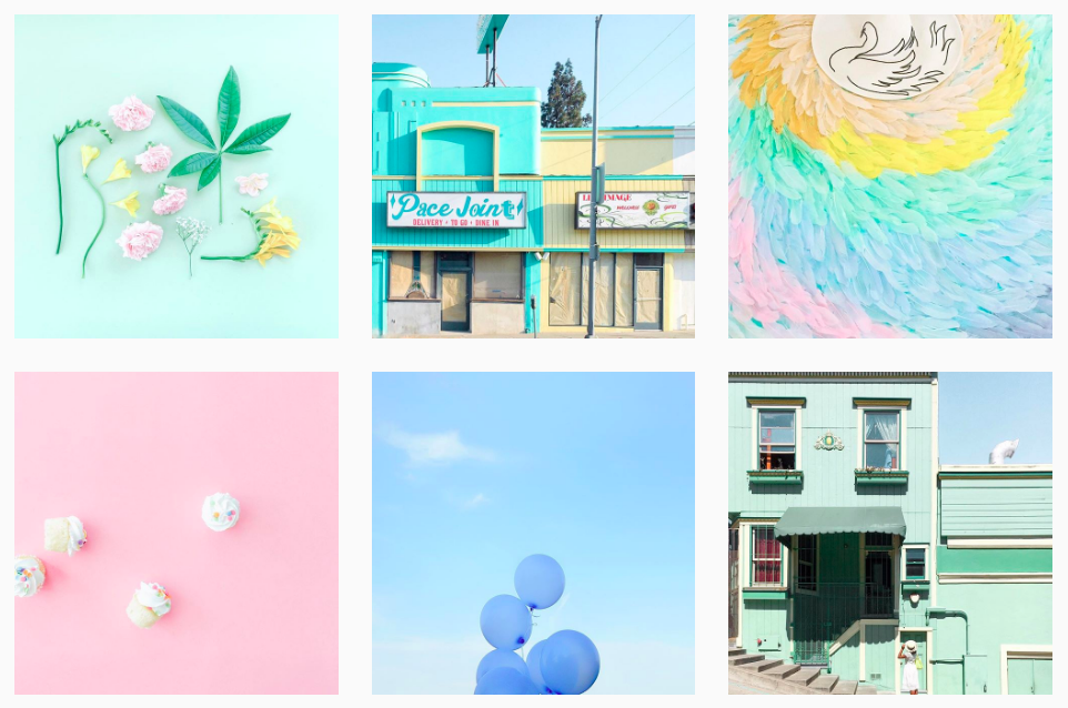 Creative Kipi Instagram feed