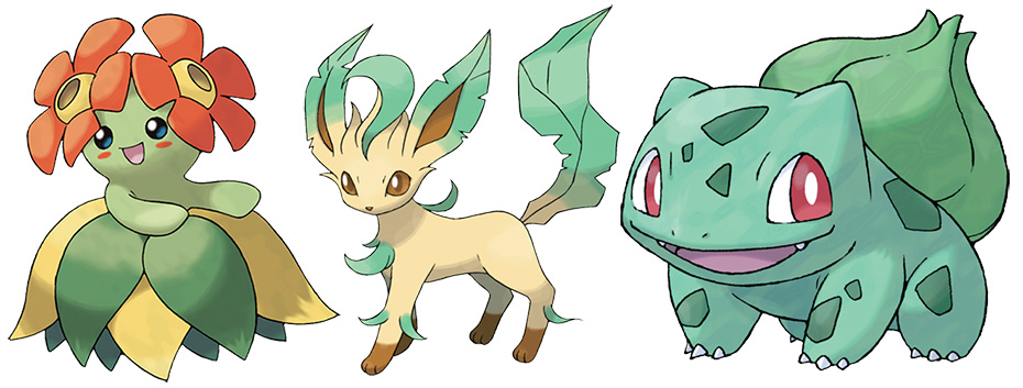 What Your Favorite Pokémon Type Reveals About Personality