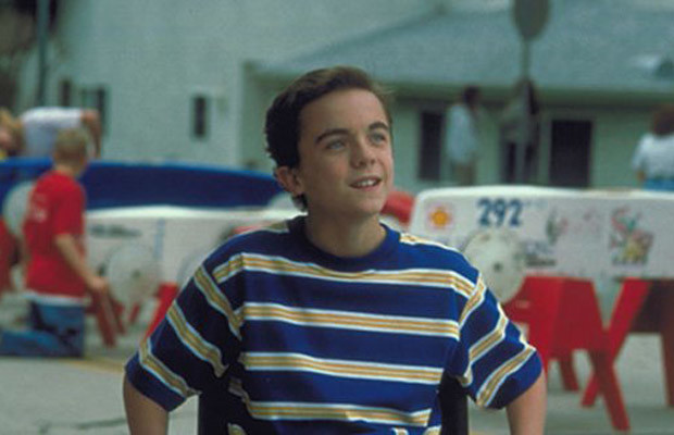 "Frankie Muniz in Disney Channel's Original Movie ""Miracle in Lane 2"""