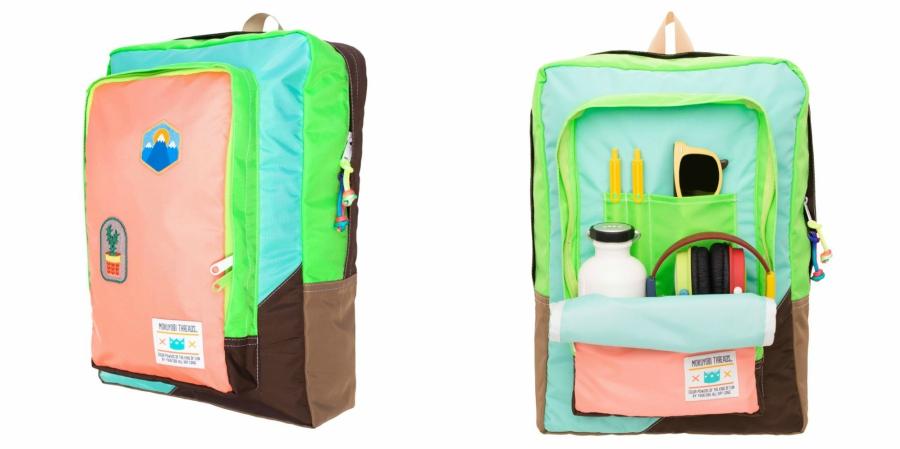 Mokuyobi backpack