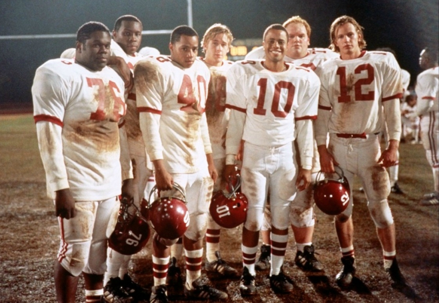 "Still shot from ""Remember the Titans"""