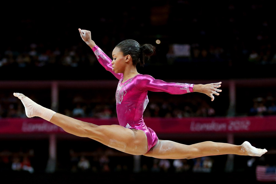 Gabby Douglas 2012 Olympic Games