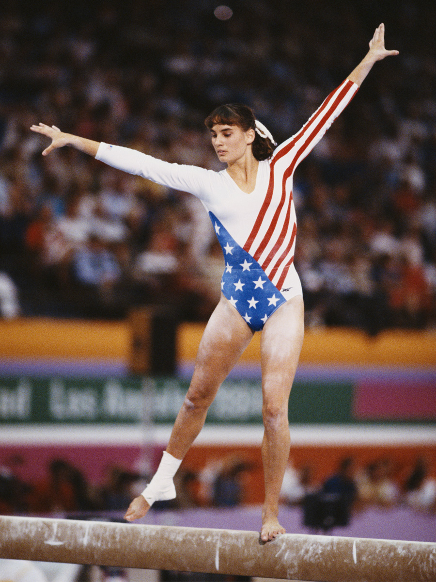 Team USA Gymnast at 1984 Olympic Games