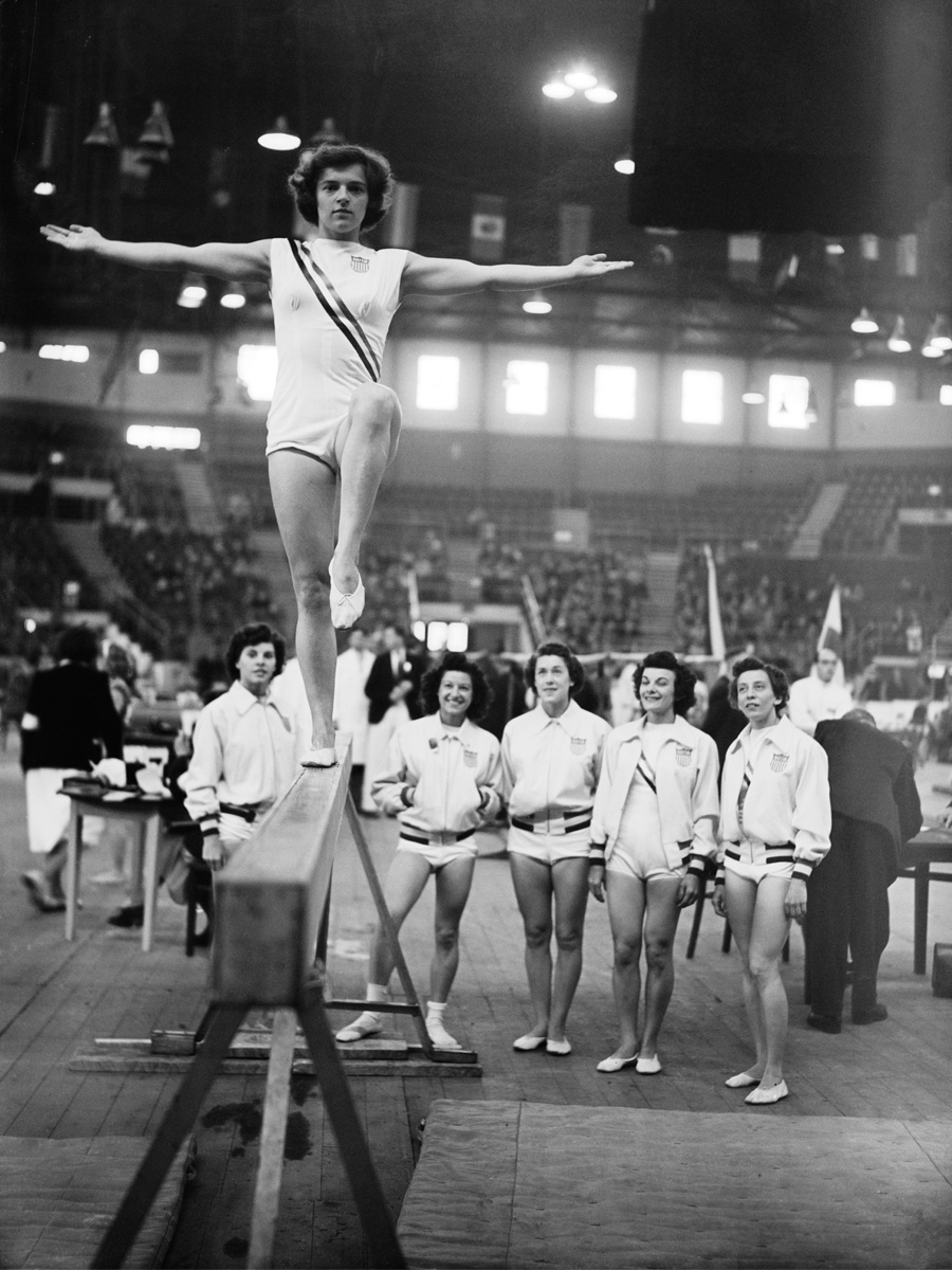Marion Barone 1948 Olympic Games