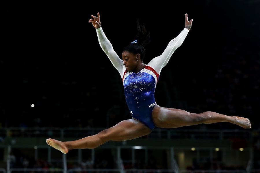 Simone Biles 2016 Olympic Games