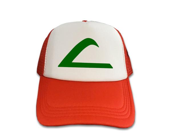 Pokémon: Ash's snapback baseball cap