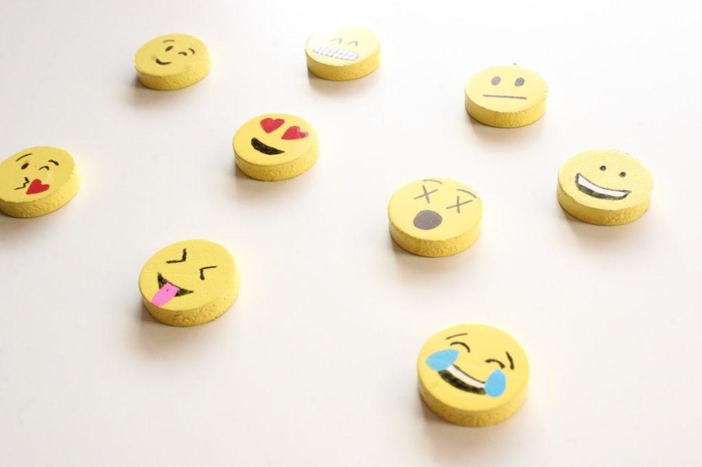 emoji locker magnets