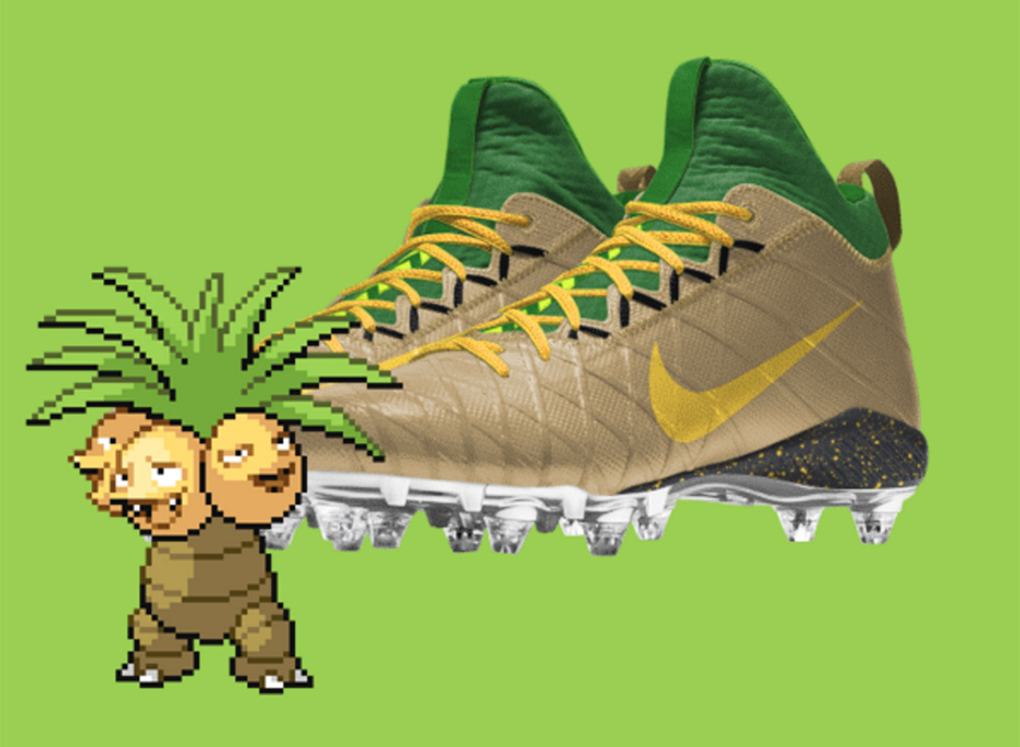 Exeggutor PokeID Pokémon Nike shoes