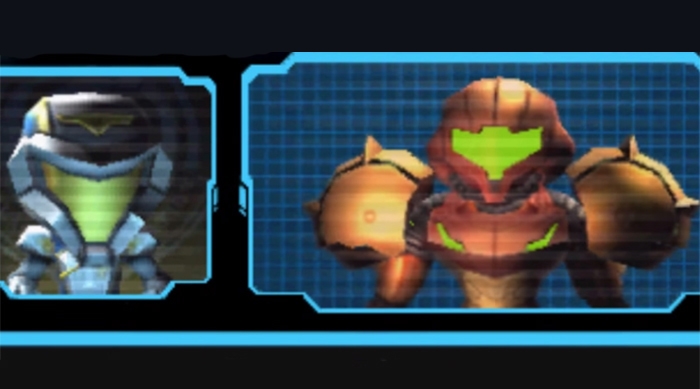 Samus cameo in Metroid Prime Federation Force