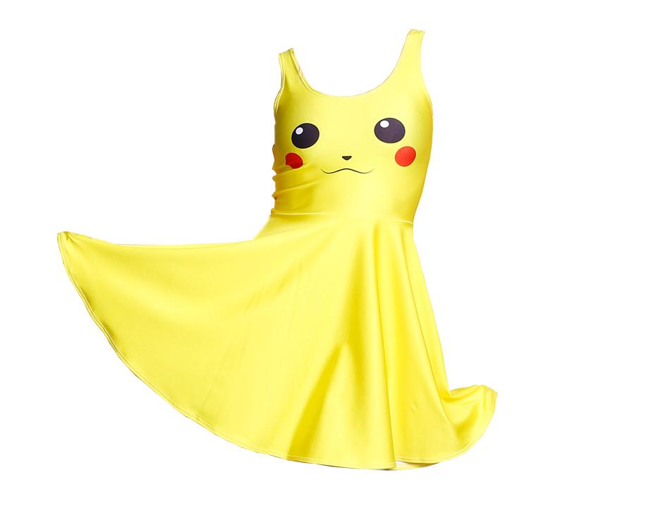 Pikachu Dress Living Dead Clothing