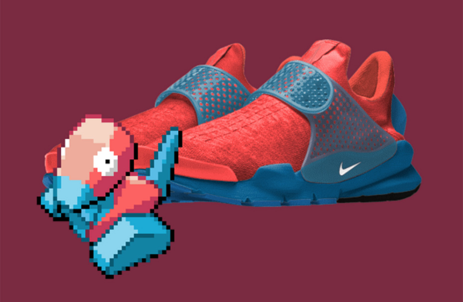 Porygon PokeID Pokémon Nike shoes