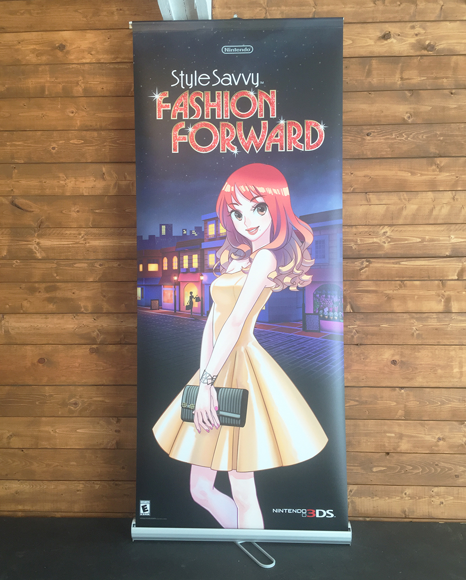 Nintendo S Style Savvy Fashion Forward Event Job Advice