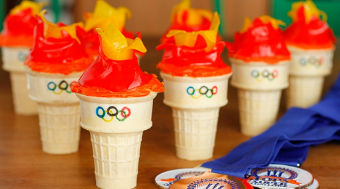 torch cupcakes featured