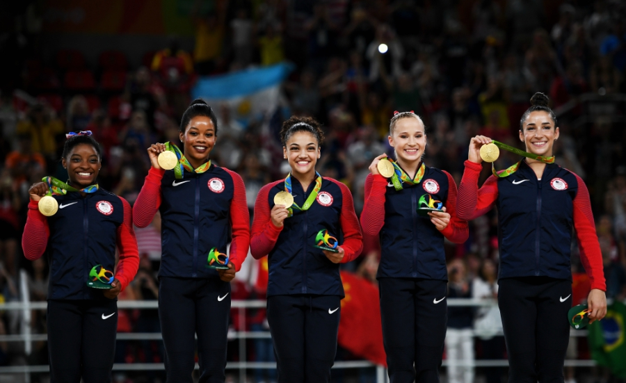 Fun Facts About The Olympic Gymnasts Representing Team Usa