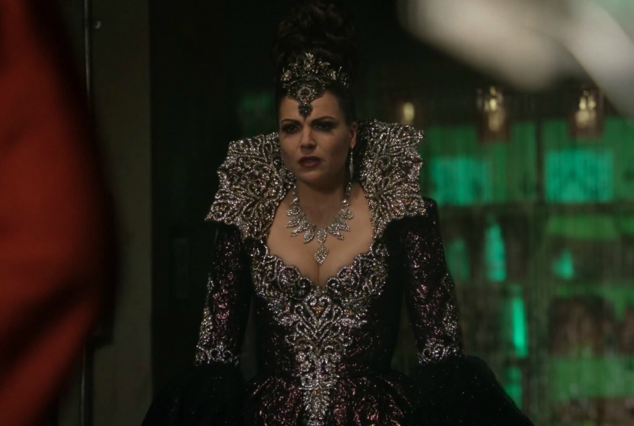 Still of the Evil Queen from Once Upon a Time