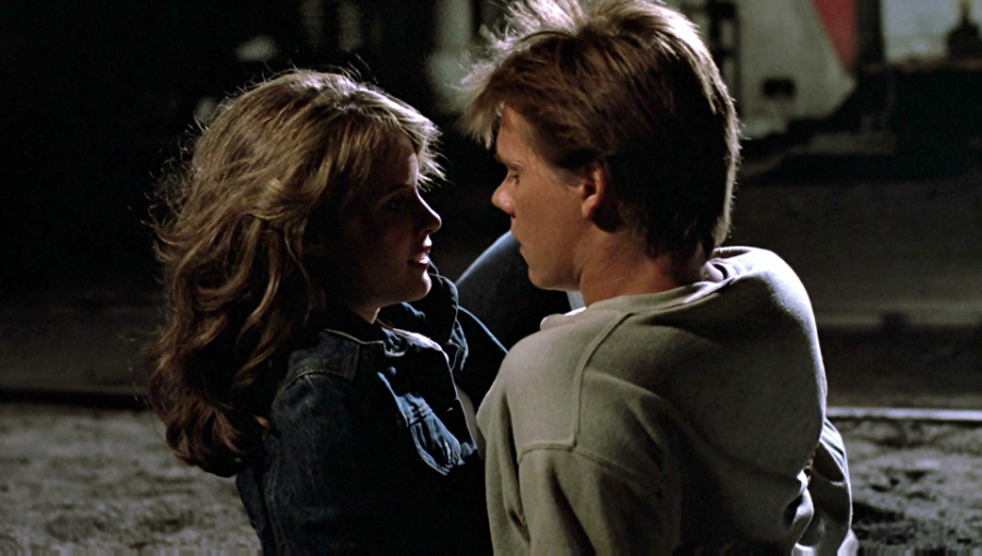 """A still from """"Footloose"""" the movie"""