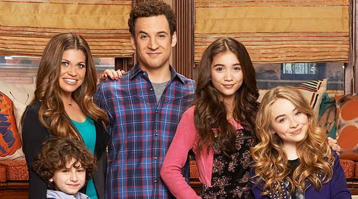 "The cast of Disney Channel's ""Girl Meets World"""
