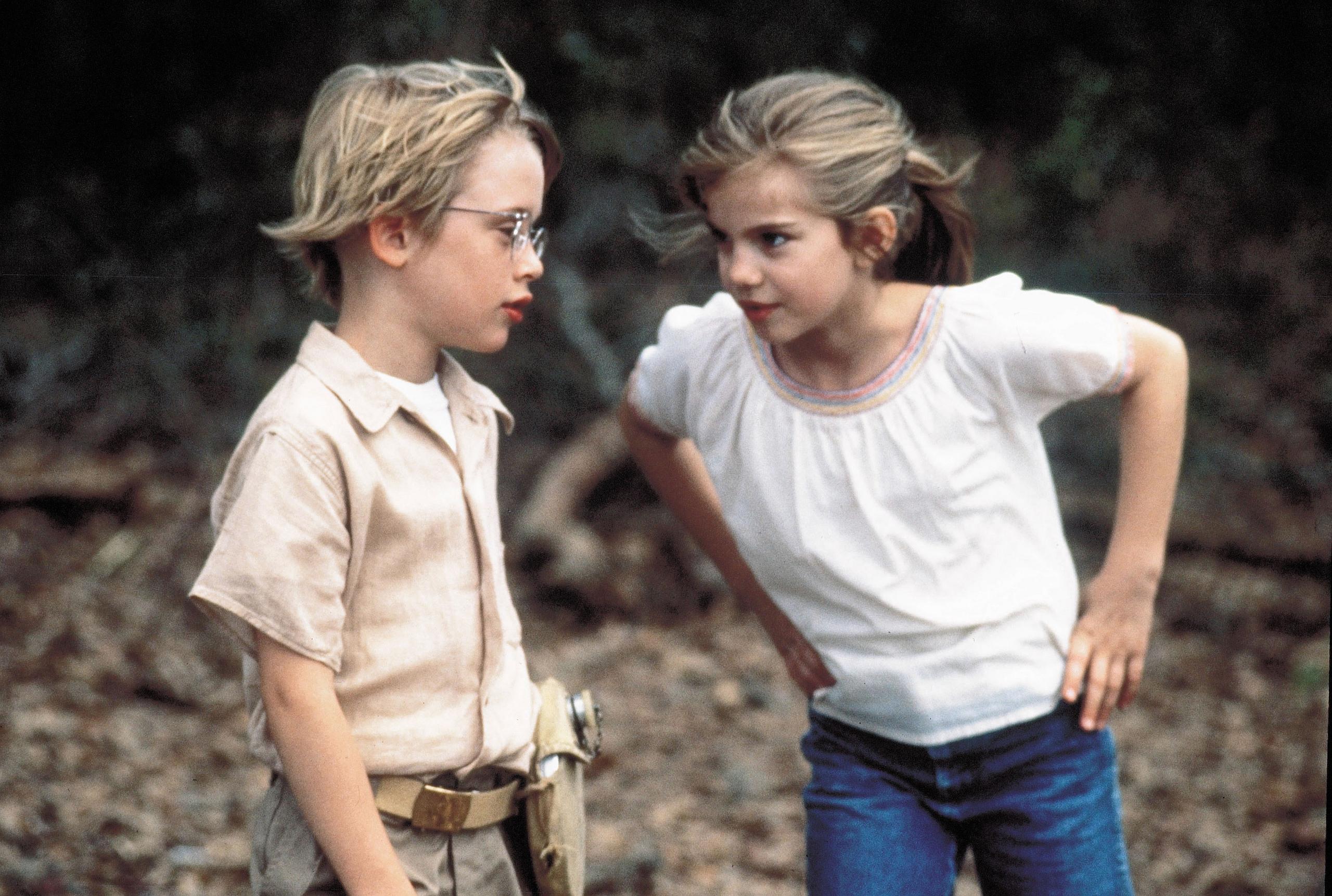 "Still from the movie ""My Girl"""