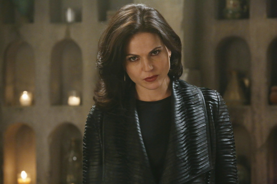 Still of Regina Mills from Once Upon a Time