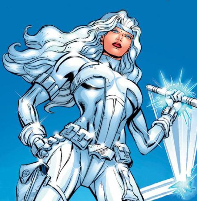 Silver Sablinova, aka Silver Sable