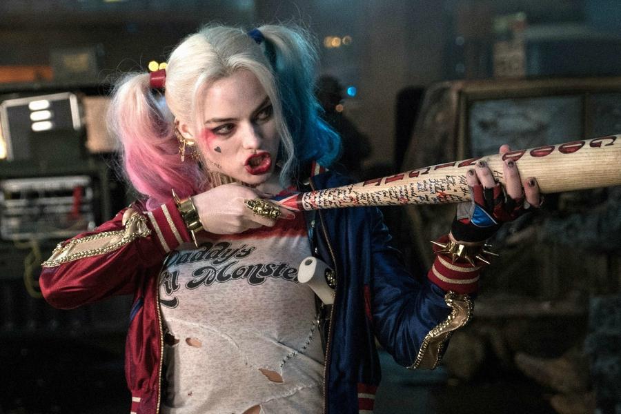 Harley Quinn Suicide Squad still