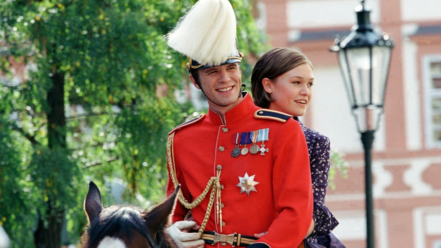 """Still from """"The Prince & Me"""""""
