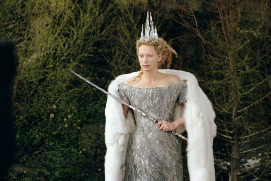Still of the White Queen from Chronicles of Narnia