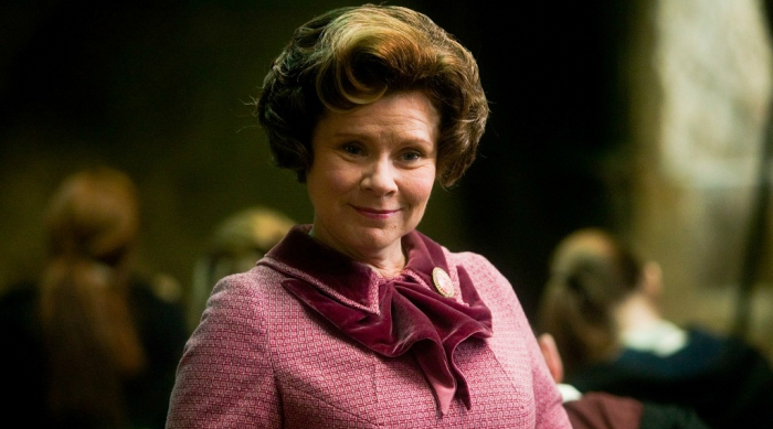 Dolores Umbridge in Harry Potter and the Order of the Phoenix