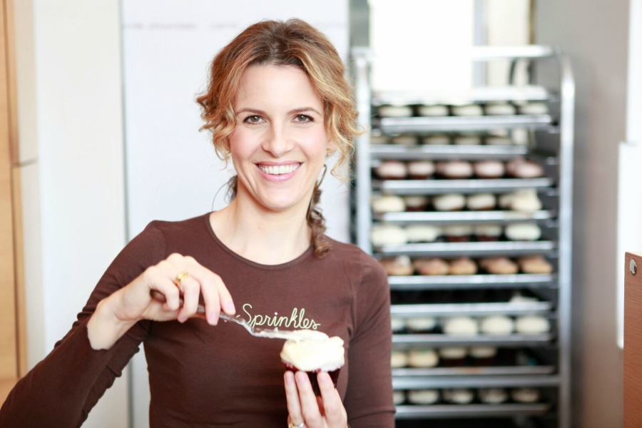 Candance Nelson CEO of Sprinkles Cupcakes